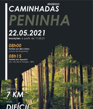 Caminhada Peninha - Agualva Mira Sintra