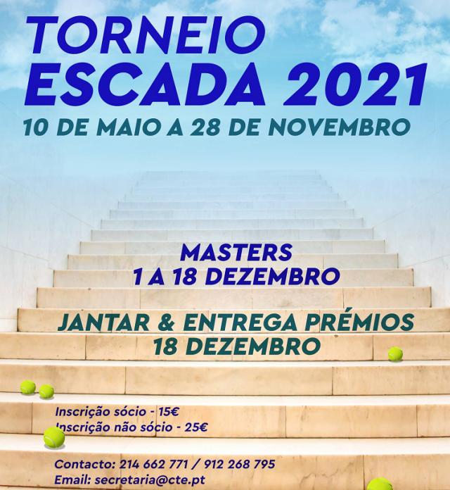 Torneio Escada CTE 2021
