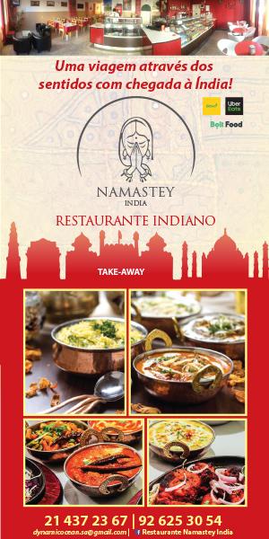 Namastey Índia